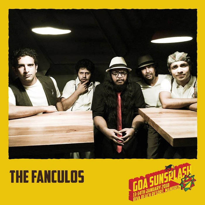Artist Q&A - The Fanculos - Goa Sunsplash | India's Biggest Reggae Festival