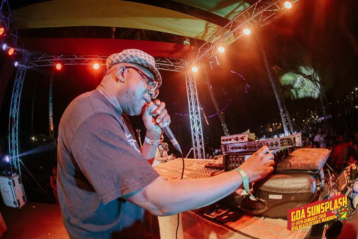 Pass the Test - Mad Professor - Goa Sunsplash | India's Biggest Reggae Festival